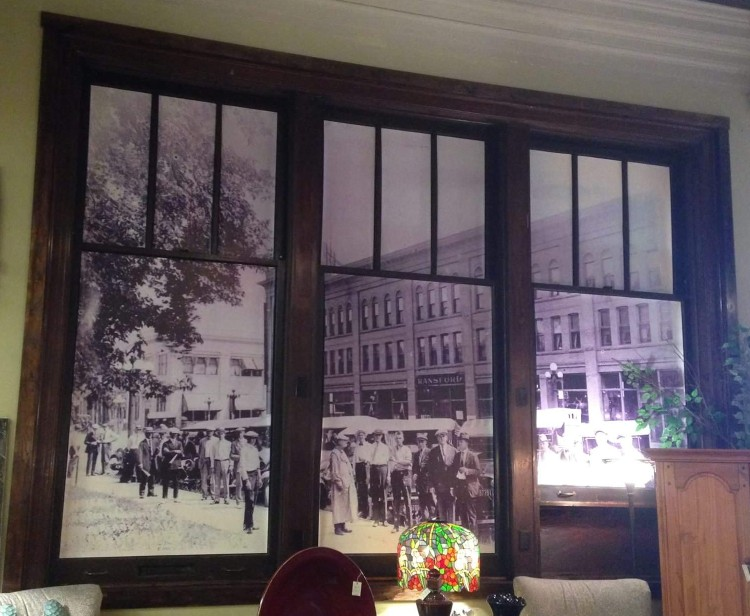 Crow Wing County Historical Society - Brainerd Downtown Buildings