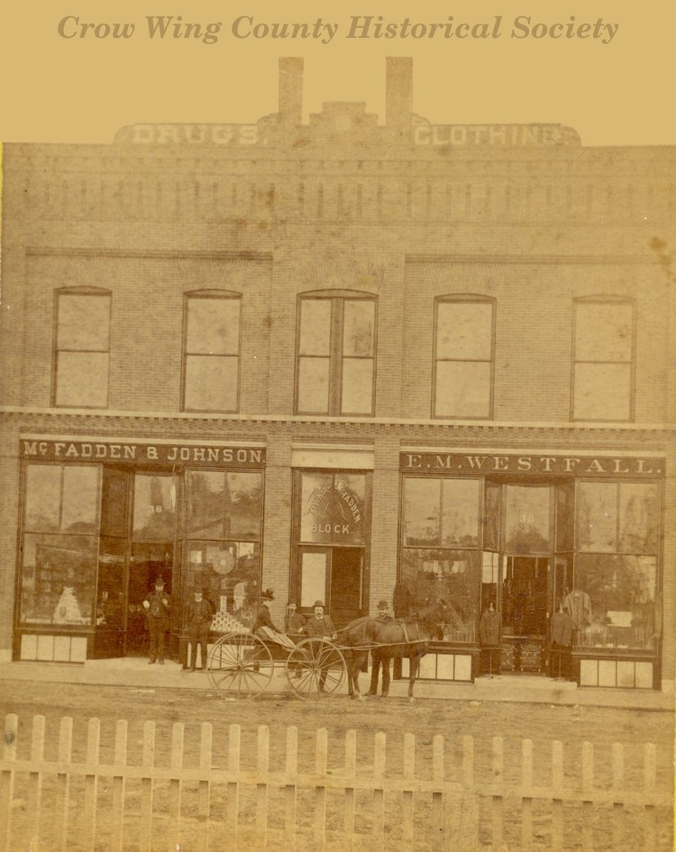crow wing county historical society brainerd downtown