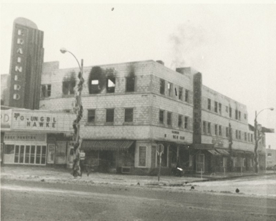 Crow Wing County Historical Society - Brainerd: City of Fire
