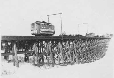 Crow Wing County Historical Society - Brainerd Bridges and Other Stuff