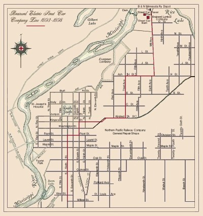Crow Wing County Historical Society Brainerd Bridges And Other Stuff