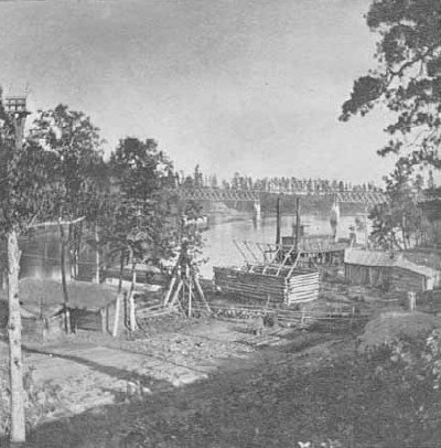 Mississippi river gambling history