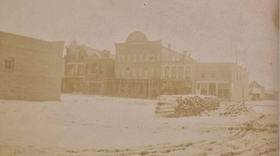 Crow Wing County Historical Society - Brainerd Buildings & Parks