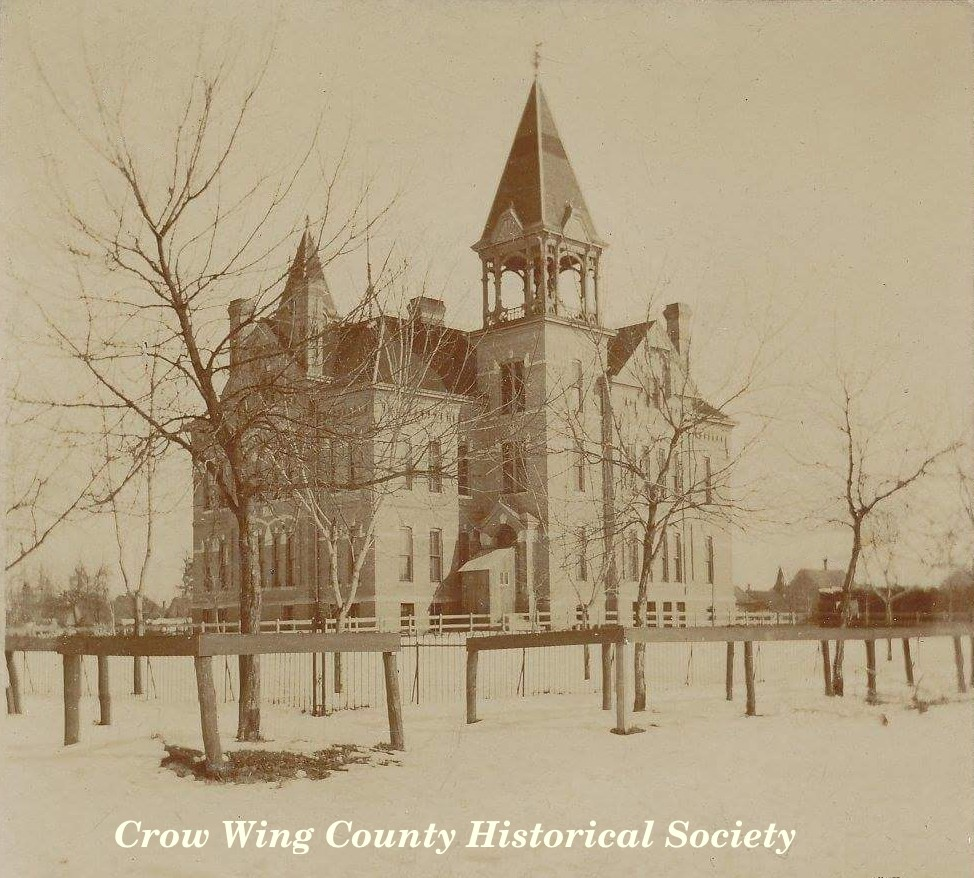 crow wing county historical society brainerd buildings