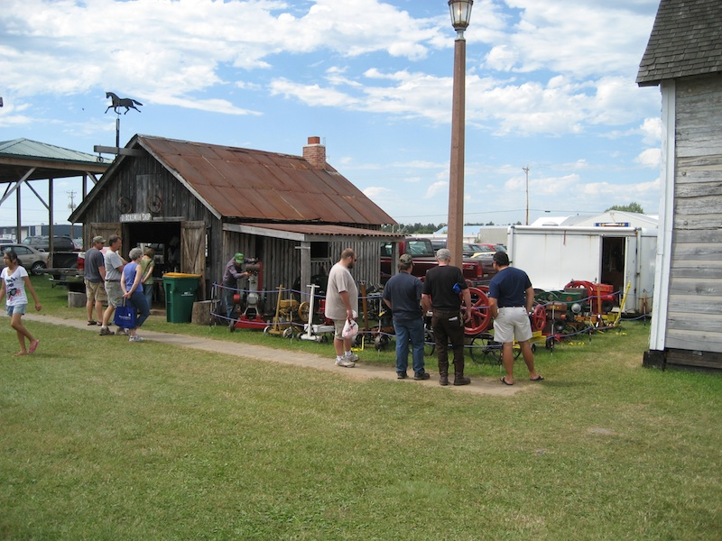 Crow Wing County Historical Society County Fair Exhibits