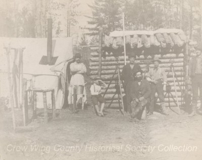Crow Wing County Historical Society - Northern Pacific